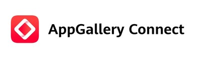 AppGallery Connect's new logo.