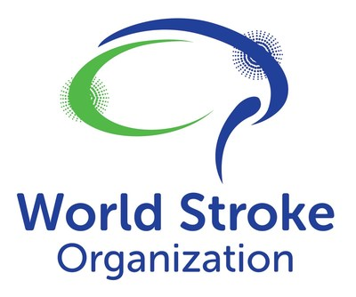 World Stroke Organization Logo (PRNewsfoto/World Stroke Organization)
