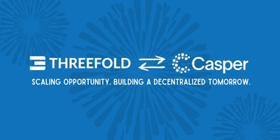 Threefold and Casper. Scaling Opportunity. Building a Decentralized Tomorrow.