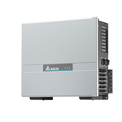 With its six MPP trackers, Delta's new M50A Flex solar inverter delivers more flexibility in PV system design