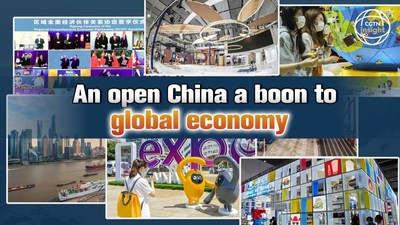An open China is a boon to global economy