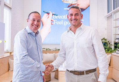 Warren Schewitz, Founder and Chief Executive Officer of Goodleaf and Jody Aufrichtig, Founder of Highlands Investments