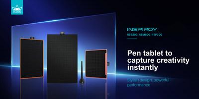 Inspiroy RTS-300/RTM-500/RTP-700