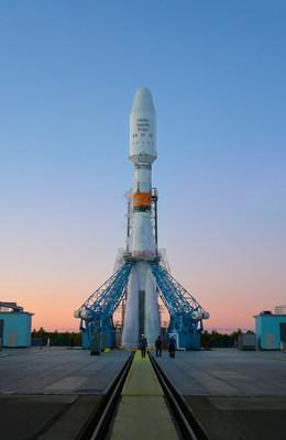 OneWeb Launch #8 lleva la constelación satelital de OneWeb a 254satélites para ofrecer conectividad al Reino Unido, Canadá, Alaska y la región del Ártico. (PRNewsfoto/OneWeb)