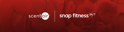 ScentAir + Snap Fitness launch global partnership!